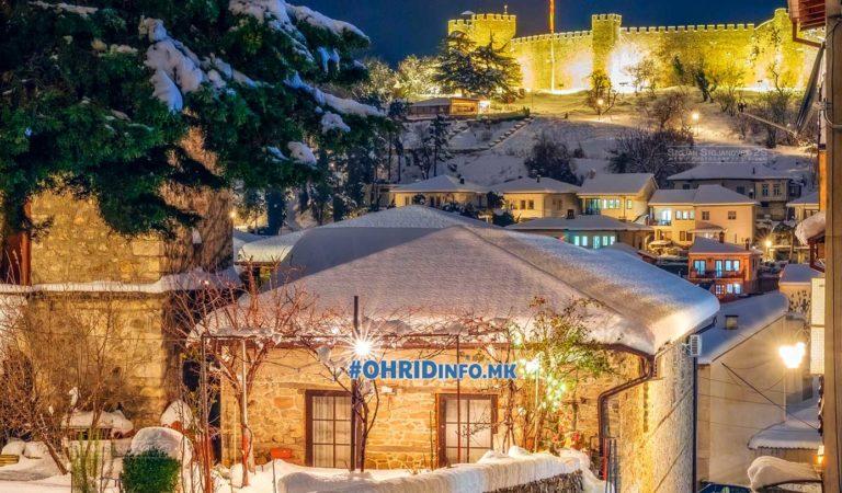 Стариот град на Охрид како од бајките (фото)