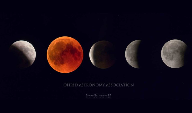 Не пропуштајте целосно затемнување на супер месечина во понеделник наутро