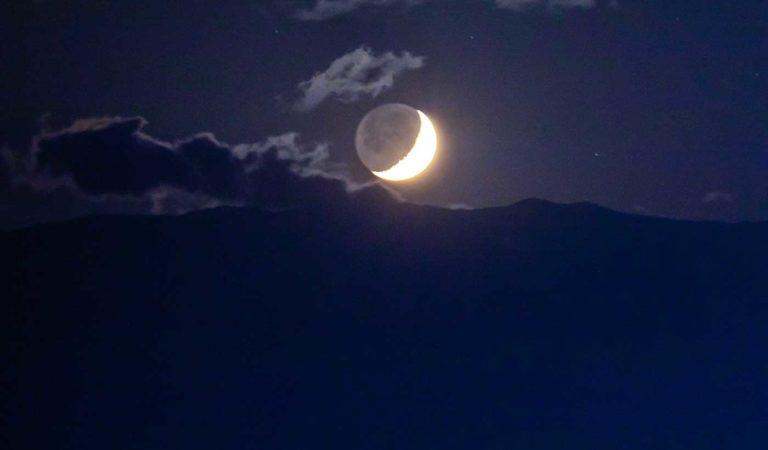 Фото: Волшебен отсјај и залез на Месечината над Охридското езеро