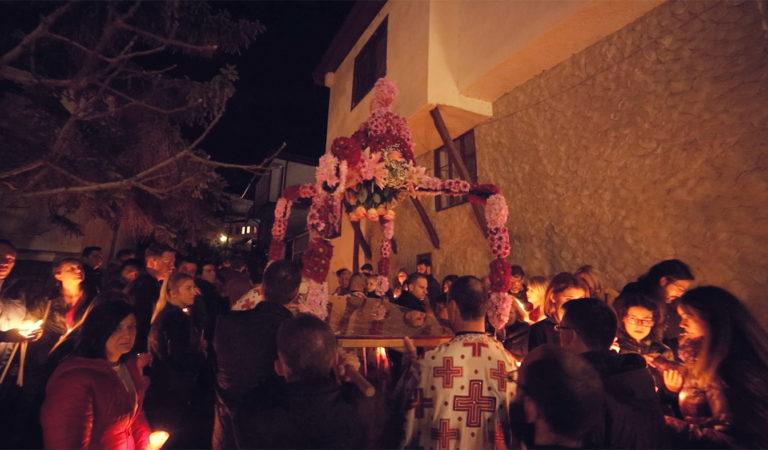 Изработено видео од обичаите за Велигден во Св. Богородица Каменско – Охрид