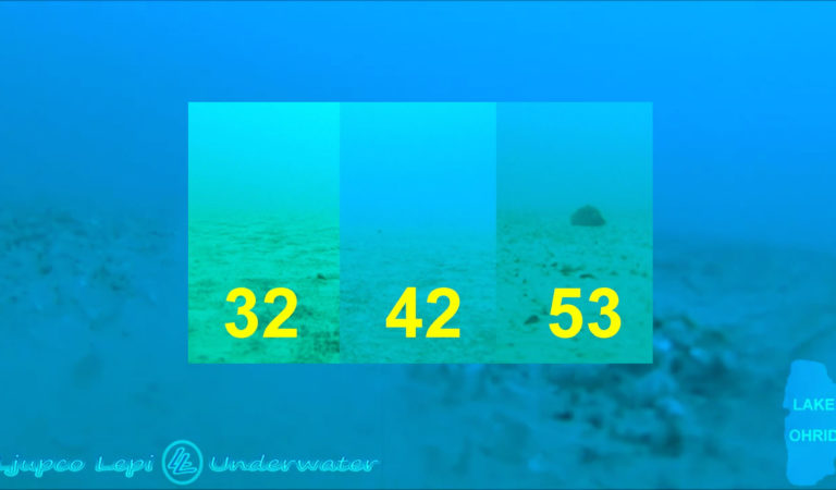 Видео: Како изгледа Охридското Eзеро на 53 метри длабочина