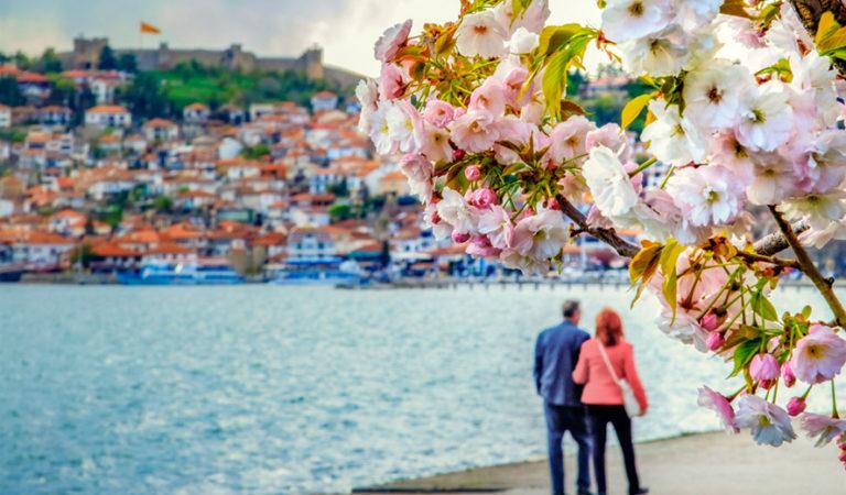 Видео/Фото: Пролет во Охрид