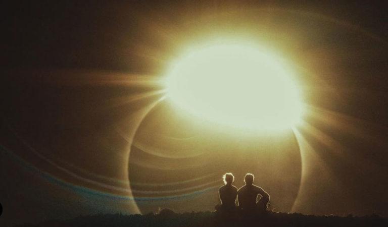 Најдобрите фотографии од затемнувањето на сонцето на 2 Јули