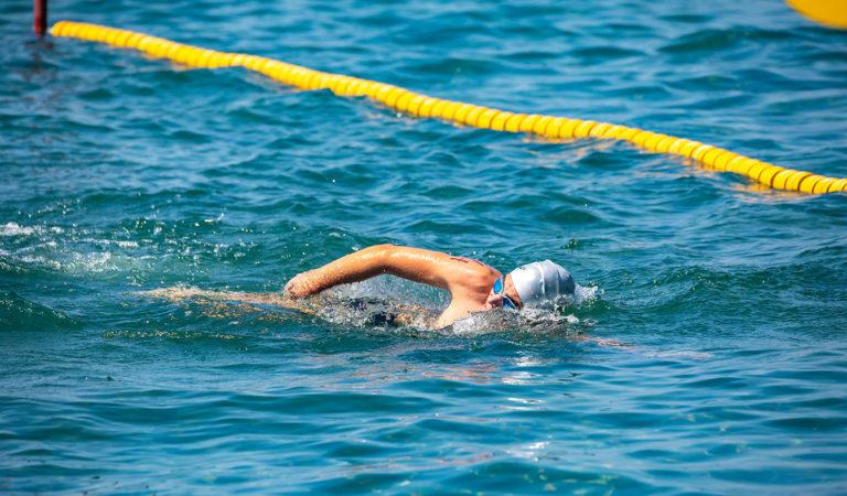 Се одржа Илинденскиот Пливачки Маратон во Охрид