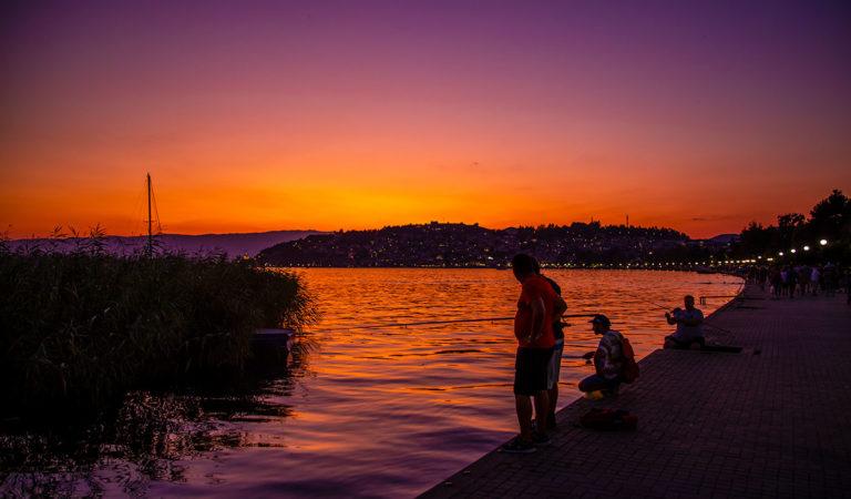 Високи температури, во Охрид измерени над 40 степени