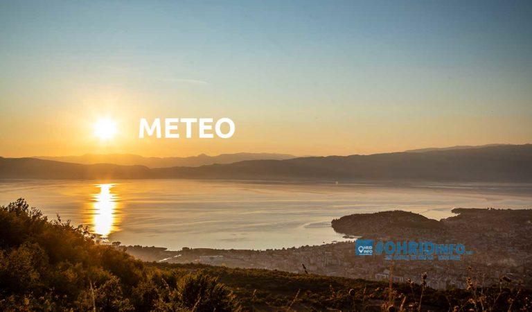 Метео анализа за Охрид од Октомври 2019 и споредба со 2018 – метео станица Куба Либре
