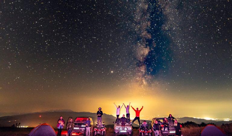 ОАА: Метеорскиот дожд Персеиди и Млечниот Пат, вистинско доживување за посетителите на Астро Турата