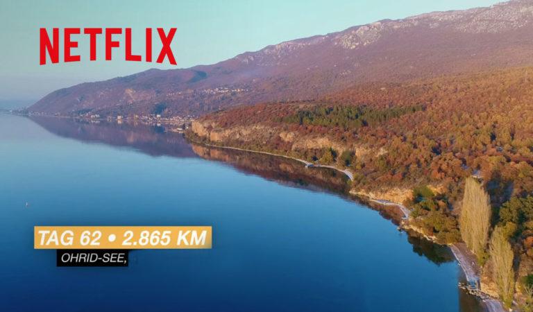На Netflix за прв пат Охридско Езеро, Охрид и Галичица